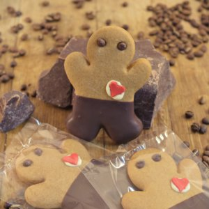 gingerman biscuits