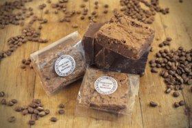 dark pecan brownie biscuit